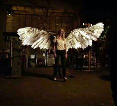 Tamsin from Lost Girl with wings - google search
