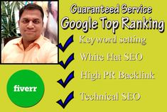I am an SEO expert and have 4 years of experience in SEO service. I have done successfully many practical projects for Google top ranking.  I have very good knowledge of the best keyword and know how to rank on Google's first page. Seo Marketing, Digital Marketing, White Hat Seo, Social Bookmarking, First Page, Promote Your Business, Seo Services, Search Engine Optimization, 4 Years