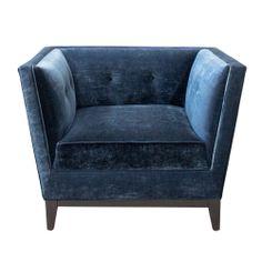 Utica Chair - Atlantic
