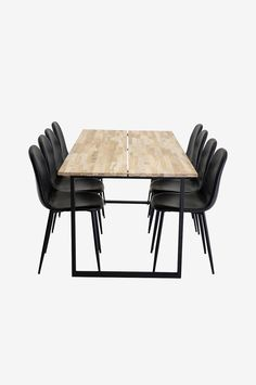 Matbord, Chigwell cm Ellos Home Dining table, Chigwell cm 4 995 SEK from Ellos Simple Dining Table, Formal Dining Tables, Dining Table In Kitchen, Dining Room, Home Organization, Teak, Sweet Home, New Homes, Outdoor Furniture