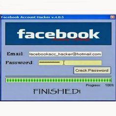 Facebook Password Hacker | Facebook Password Cracker