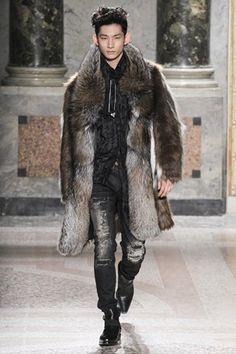 #Menswear #Trends Roberto Cavalli Autumn Winter 2015 Otoño Invierno #Tendencias #Moda Hombre