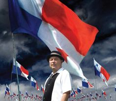 Ruben Blades,  panamanian compositor, singer, lawyer...#ExpresiónLatina