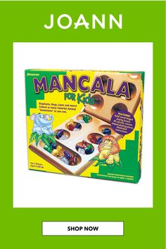 Pressman Mancala for Kids Game Puzzle Games For Kids, Board Games For Kids, Games For Girls, Games For Toddlers, Christmas Party Games For Groups, Party Games Group, Christmas Parties, Kid Games Indoor, Outdoor Games For Kids