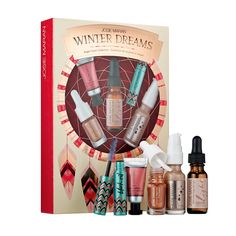 Gifts for the Beauty Junkie: Josie Maran Winter Dreams Argan Color Collection, sephora.com #InStyle