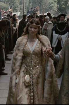 How they dress in the North. The Galdanians aren't used to the freezing winds there.