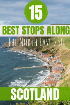 Our comprehensive Scotland road trip guide to the North East 250 route. Best stops along the route, best time to visit, road laws, rental car information and more. Scotland Road Trip, Scotland Tours, Scotland Travel, Ireland Travel, North Scotland, Edinburgh, Holiday Destinations, Travel Destinations, Solo Travel