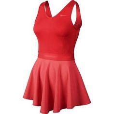 Nike Heathered V Neck Wmns Tennis Dress Nike Tennis Women, Nike Tennis Dress, Womens Tennis Skirts, Tennis Wear, Le Tennis, Tennis Clothes, Nike Women, Cute Gym Outfits, Sport Outfits