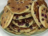 Blueberry Pancakes Recipe : Jeff Mauro : Food Network