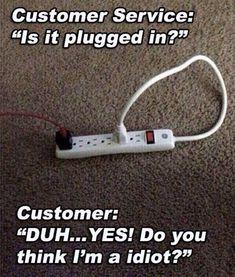 Customer Service Everyday Struggle