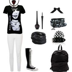 emo outfits for girls - Google Search