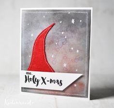Kartenwind : Karte zur Weihnachtskarten-Sketchwoche von www.danipeuss.de #kartenwind #weihnachtskartensketchwoche #wksw #danipeuss #felt #christmas #weihnachten #weihnachtskarte #xmas #cardtutorial