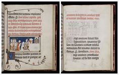 """""""These are the pages I have been able to collect online from the Metz Pontifical."""" 5 pages total"""