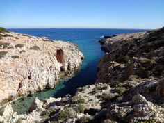 Out for a walk #Akrotiri #Crete http://mywalksincrete.wordpress.com/