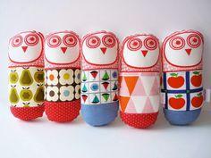 owl plush - Google Search