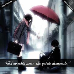 Demostrar el amor mas puro q jamas haya existido es difícil lo se por experiencia, no caigas idiota