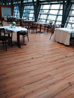 VANS RESTAURANT (PL) - FACILE+ ROVERE UMBRO #skema #italiandesign #pavimento #design #facile+ #flooring Hardwood Floors, Flooring, Restaurants, Vans, Design, Parquetry, Wood Floor Tiles, Wood Flooring, Van