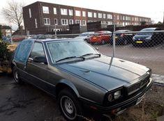 Wie redt deze Maserati van de ondergang? Maserati, Vehicles, Car, Automobile, Autos, Cars, Vehicle, Tools