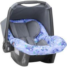 Bebê Conforto Burigotto Touring SE Toys, oferece duas função: dispositivo de retenção em automóvel e bebê conforto.    Praticidade para você, segurança e conforto para seu bebê.