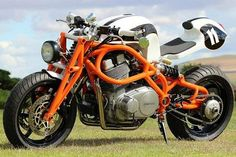 SCORCH LAVERDA 1000 from South Africa