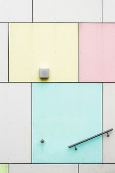 I'm a bit scared by pastels but I like these 50s ice cream shades