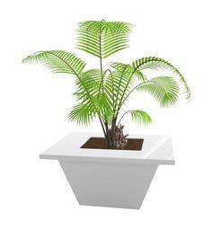 Prezzi e Sconti: #Vaso per fiori bench 80 x 80 cm versione  ad Euro 480.00 in #Slide #Interni > vasi e piante > vaso