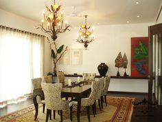 Complete your dining room with the ideal dining table for your family. A dining table in every home plays a vital role to keep the family together along five star look and ambiance which leads to keep you feeling luxury & royal dining , for more visit www.woodspaces.in to see luxury interior work which we have done In Mumbai for HNI & NRI clients. You talk to our Designer at 098198 88181