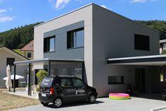 Holz - Metallfenster Garage Doors, Outdoor Decor, Home Decor, Timber Wood, Decoration Home, Room Decor, Carriage Doors, Interior Decorating