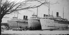 Old Great Lakes Ships | Great Lakes Memories-3