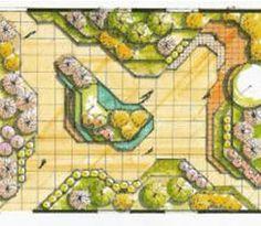Mike Lin , Backyard Layout, Backyard Designs, Backyard Landscaping, Landscaping  Ideas, Backyard