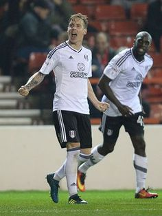 Great free kick from Johansen gave Fulham their second goal, Kebano got the third from a great pass by Mollo.