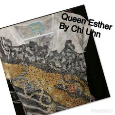 """""""QUEEN ESTHER"""" Womens blouse with a V neck Womens """"QUEEN ESTHER"""" blouse with sequence and a V neck Size:Small new with out tags. pet and smoke free. NWOT NWOT NWOT NWOT NWOT NWOT NWOT Tops Blouses"""
