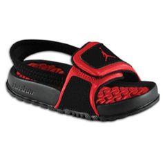 3b9d514a4266a0 Jordan Hydro II - Rhiley s sandals for the cruise!