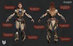 Aloy from Horizon Zero Dawn cosplay guide
