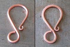 Getting Hooked (or How to Make a Clasp)