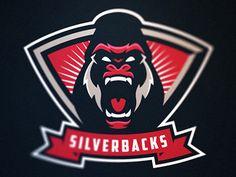 Silverbacks logo concept