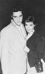 Don't they look dangerous........   Elvis and Natalie Wood - Elvis Presley Photo (6519344) - Fanpop fanclubs