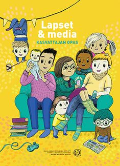 Etusivu - Mediataitokoulu Early Childhood Education, Literature, Barn, Family Guy, Language, Parenting, Comics, Learning, School