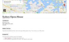Arlo Venue Profile Luna Park Sydney, Five Dock, House Address, The Rock, Management, Profile, Training, Map, User Profile