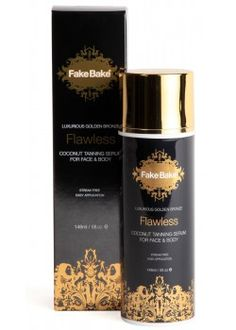 Flawless Coconut Tanning Serum