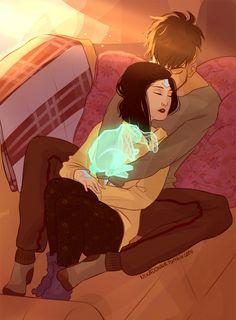 Sleepy Kainora by Nikadonna.deviantart.com on @DeviantArt