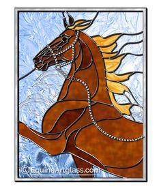 NEW! Patterns | Equine Artglass