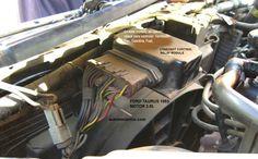 diagramas y fotos de mecanica automotriz para un FORD TAURUS 1991