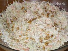 Zimný šalát - Recept