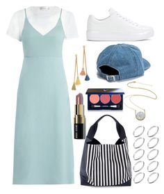 """""""Untitled #121"""" by juhirawal ❤ liked on Polyvore featuring Zimmermann, Marni, ASOS, Prada, Ben-Amun, Kakao By K, Bobbi Brown Cosmetics and Vapour"""