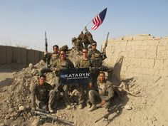 The U.S.military loves Katadyn water filters to keep themselves healthy!