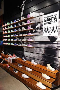 Retail Design | Footware | Store Design | Shop Interiors | Converse Flagship Store in Santa Monica