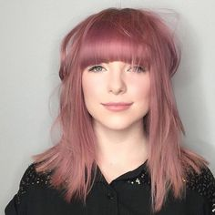 Pink Salmon Hair Color 2018 So Hot