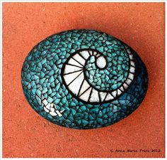 Mosaic Rock Anne Marie Price