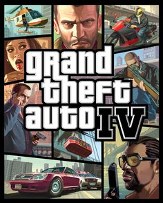 GTA4 (+ Episodes from Liberty City) - Rockstar